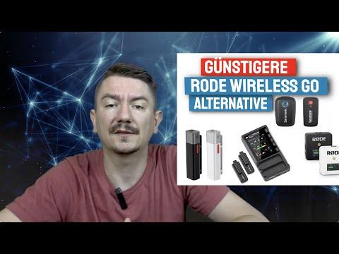 Rode Wireless Go Alternativen