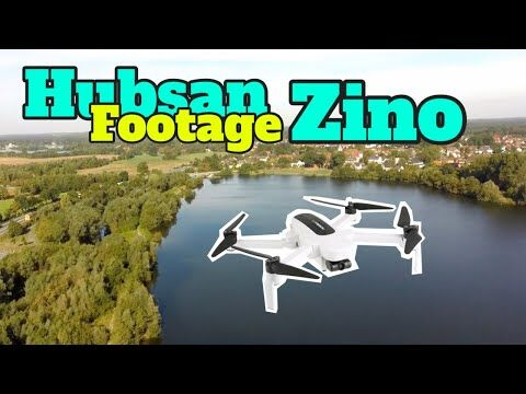 Hubsan Zino Footage RAW and unedited