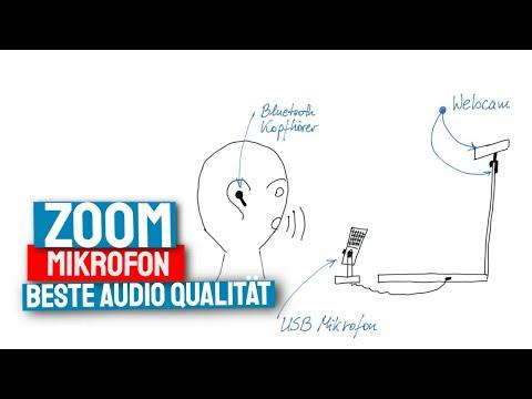 Preiswertes Zoom Mikrofon für Zoom Meeting mit bester Preis-Leistung