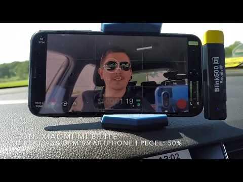 Saramonic Blink 500 B3 mit Lightning Anschluss für das iPhone oder iPad