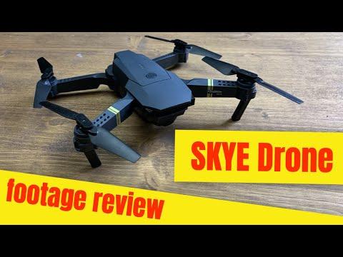 Skye drone footage test