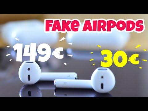 Fake Airpods für 30 EUR? So gut sind die Airpods Klone wirklich.