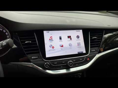Opel Astra K Regensensor ausschalten für normalen Scheibenwischer Intervall
