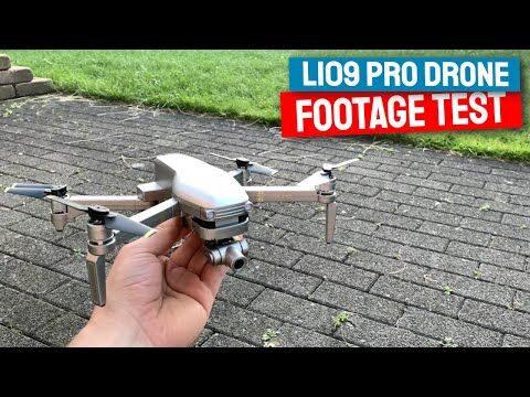 Matavish L109 Pro Drone Footage Test Flight