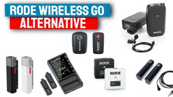 Rode Wireless Go Alternative